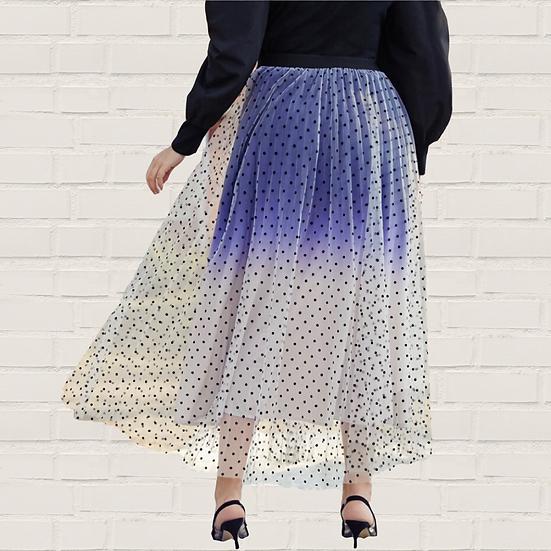 Ethel Polka Dot Skirt