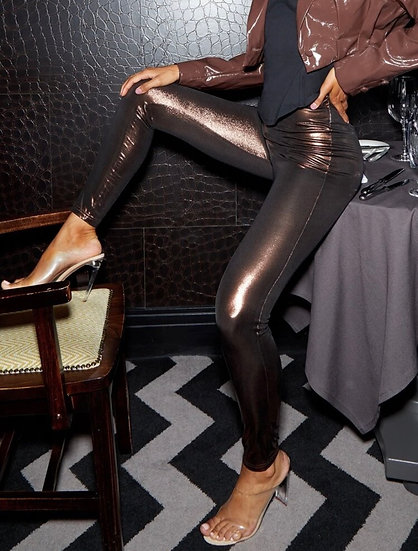Maryann Metallic Legging