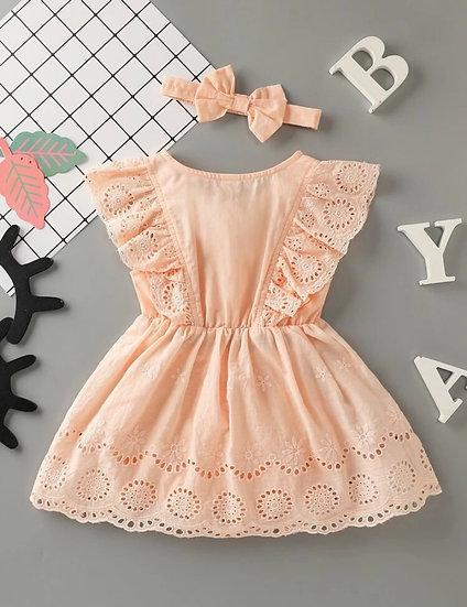 Landri Dress with bloomers