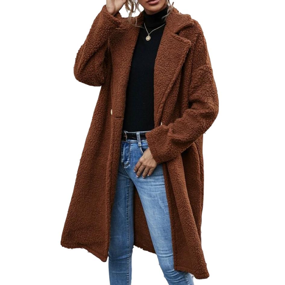Hamilton Teddy Coat