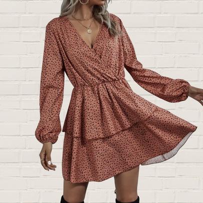 Holly Confetti Dress