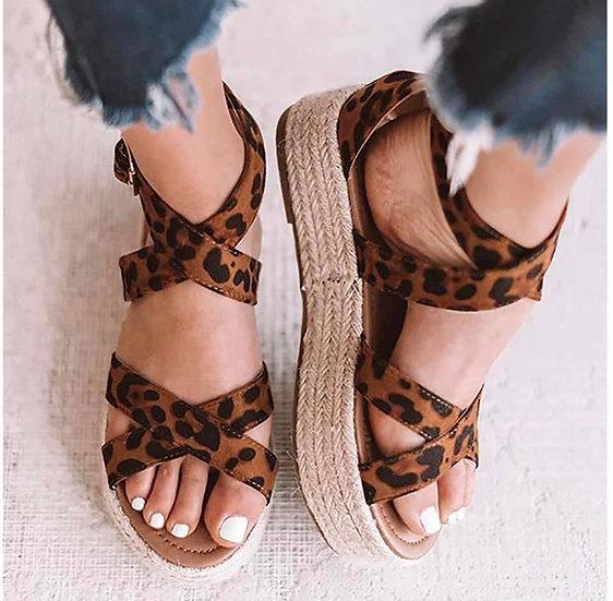 Kristin Platform Sandals