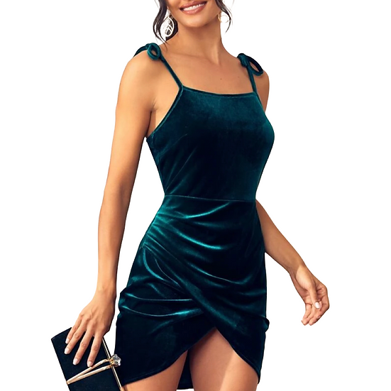 The Emerald Dress