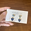 Thumbnail: Midnight sky heart earrings