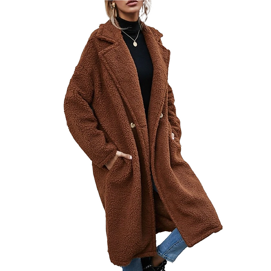 Hamilton Teddy Coat