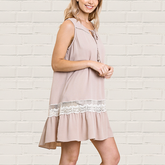 Reese Lace Dress