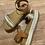 Thumbnail: Studded Bamboo Sandals