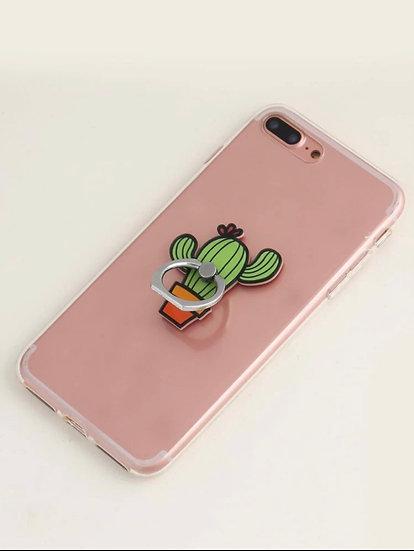 Cactus Phone Holder
