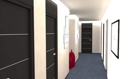 Visuel 3d- Couloir d'ets