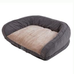 Precision Chevron Couch Daydreamer 32x25x10.5 Grey