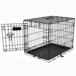 "Precision ValuPaws Housetraining Wire Crate 36""x21.5""x23.75"""