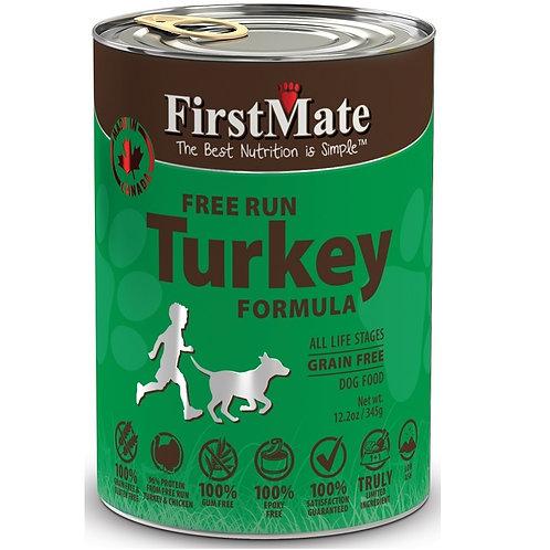 Free Run Turkey