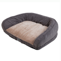 Precision Chevron Couch Daydreamer 35x27x11 Grey