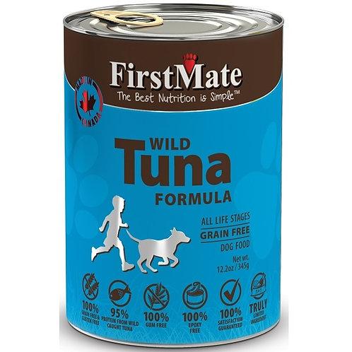 Wild Caught Tuna