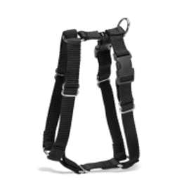 "PetSafe Surefit Harness Small 3/4"" Black"