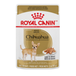 RC BHN Chihuahua Loaf in Gravy Pouch 12/85 gm