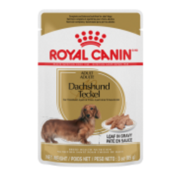 RC BHN Dachshund Loaf in Gravy Pouch 12/85 gm