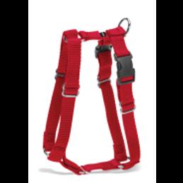 """PetSafe Surefit Harness XSmall 1/2"""" Red"""