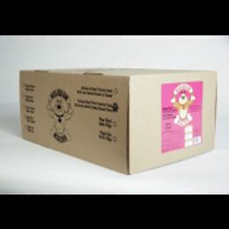 Mega Dog Raw Variety Box Chicken Free Patties 24 lb