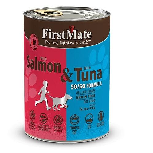 Wild Salmon/Wild Tuna