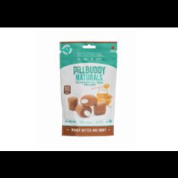 Pill Buddy Naturals Peanut Butter and Honey 150g 30ct
