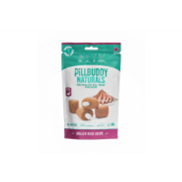 Pill Buddy Naturals Grilled Duck 150g 30ct