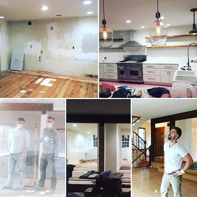 #beforeandafter #twins #dionnetwins _thedionnetwins _hgtv _chippergaines _propertybrothers we are al