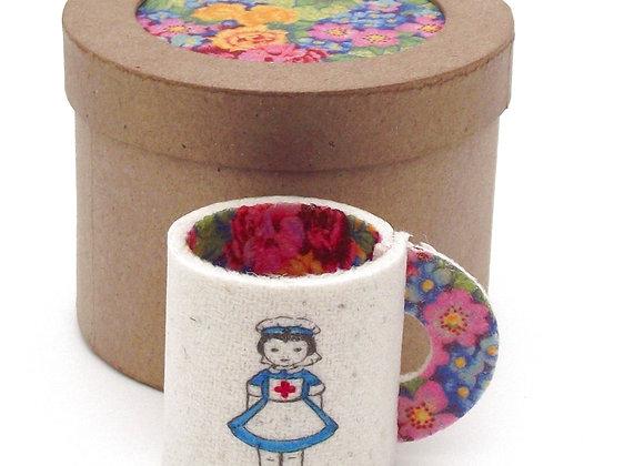 Nursery ware teacup