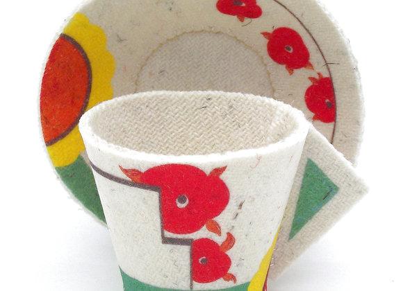 Clarice Teacup