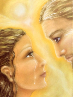 Mary Magdalen and Yeshua