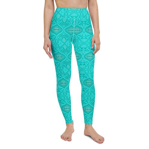 Indian Summer Yoga Leggings
