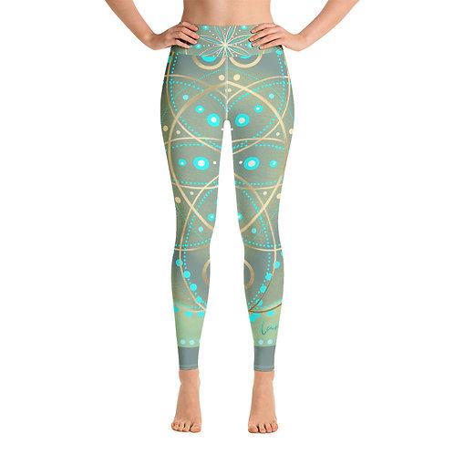 Elven Attunement Yoga Leggings
