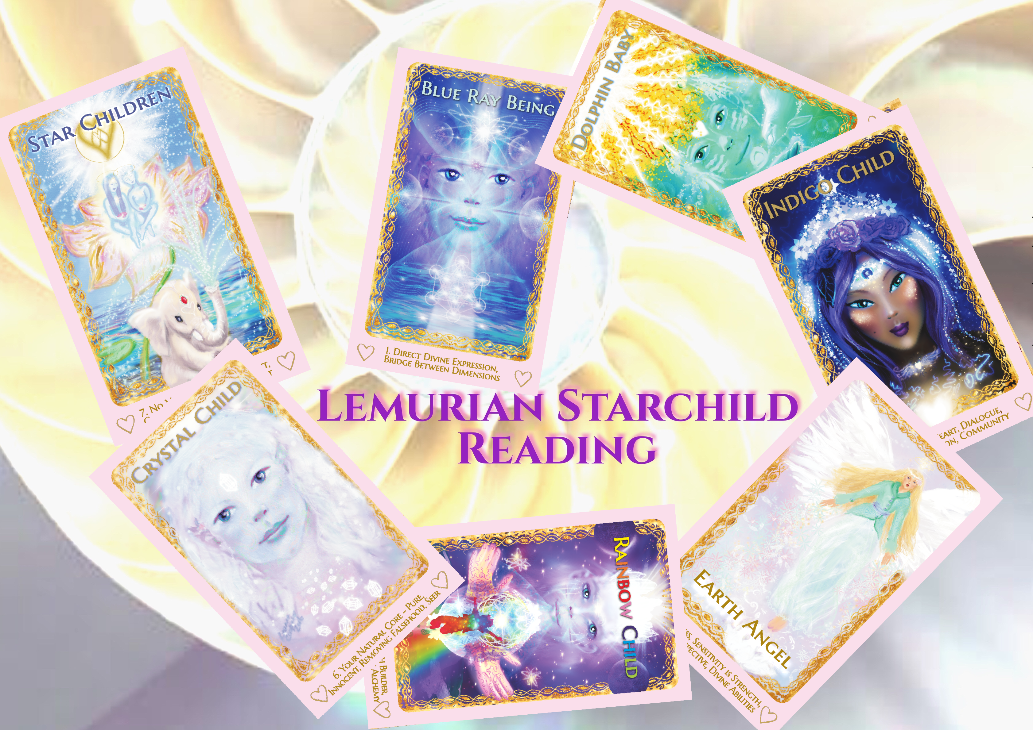 Lemurian Starchild Reading