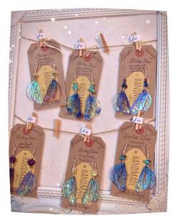 Faerie Wing Earrings