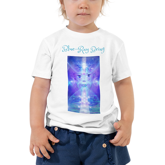 Blue Ray Being Toddler Short Sleeve Tee
