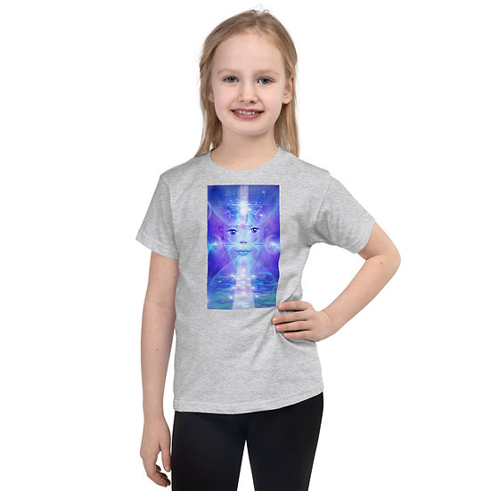 Blue Ray Being Short sleeve kids t-shirt