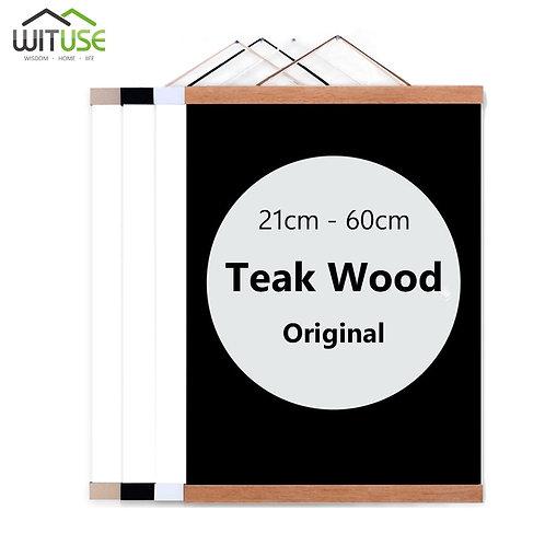 Wooden Poster Hanger Photo Frame