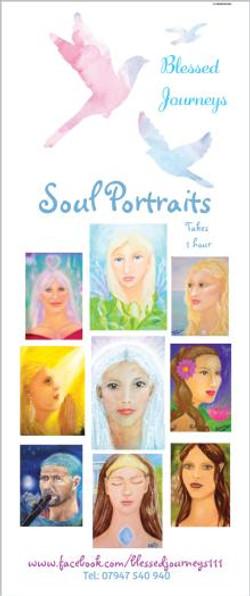 My Soul Portrait Reading Banner