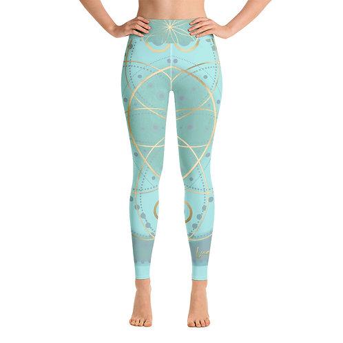 Eighth Ray Yoga Leggings