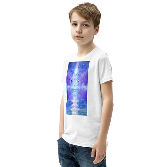 Blue Ray Being Youth Short Sleeve T-Shirt