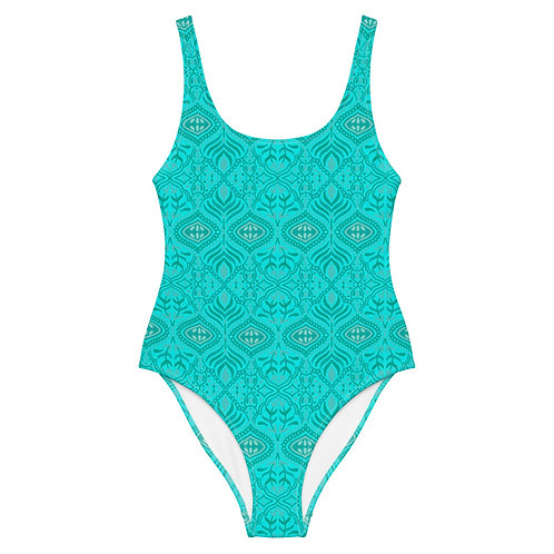 Indian Summer One-Piece Swimsuit