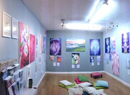 Dolfijn dromen bij de tentoonstelling