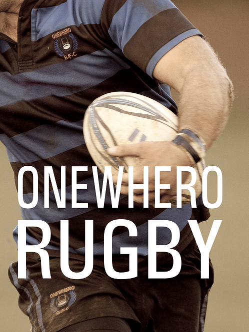 Onewhero Rugby Book