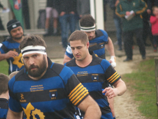 Our Latest Centurion - Sean Bagshaw