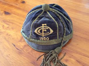 1920 Andrew Geraghty Cap