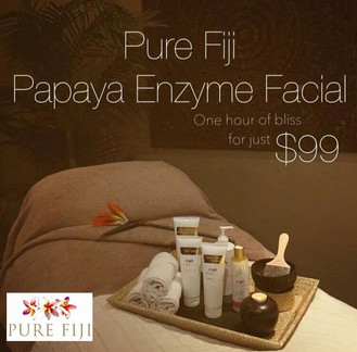 Indulge in our latest Pure Fiji Promotion