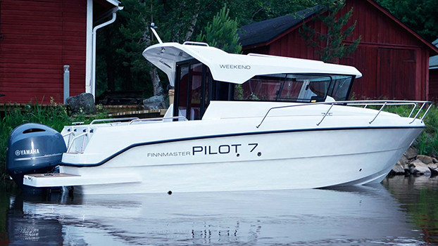Finnmaster Pilot 7W