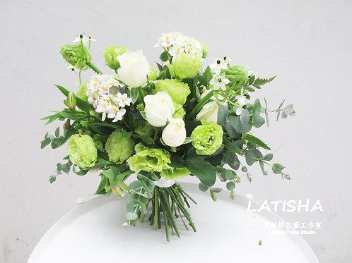 新娘捧花 (鮮花)