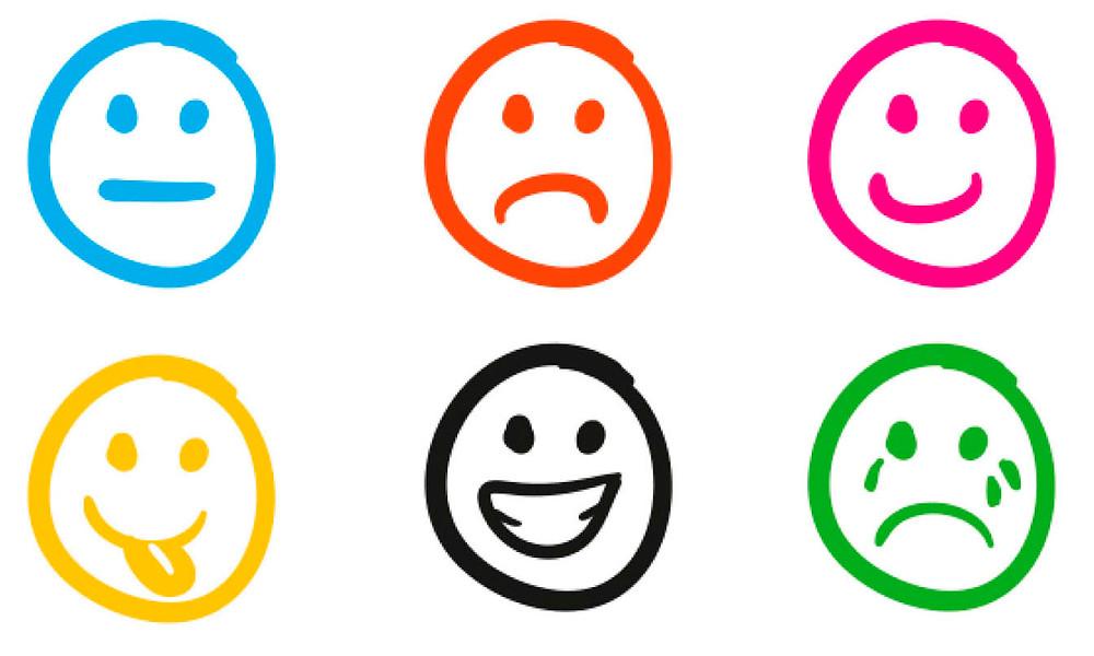 Emoticonos- Emociones