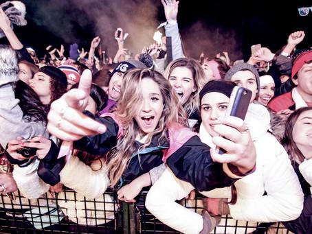 2016: Festivals & Concerts